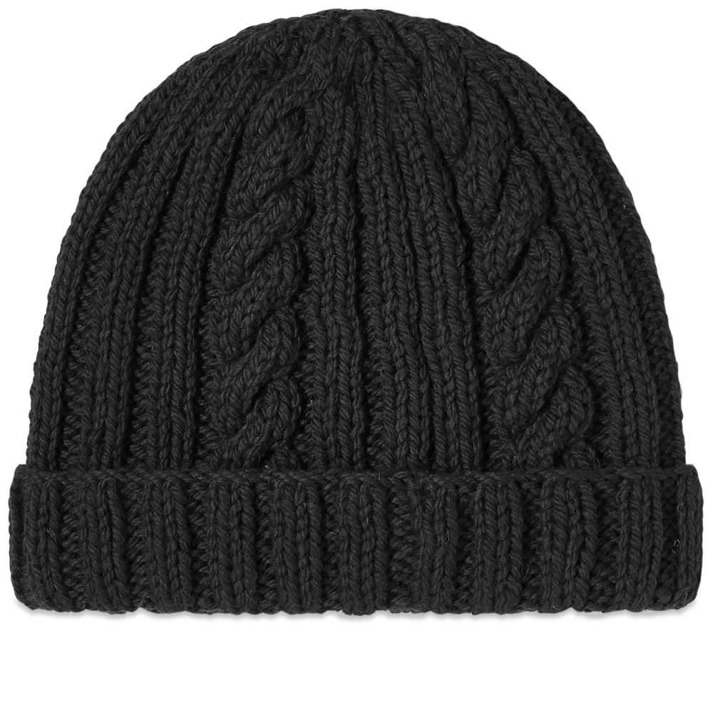 Inverallan Aran Hat - Black