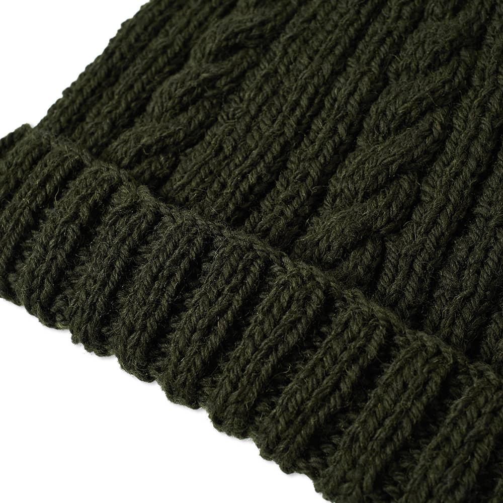 Inverallan Aran Hat - Loden