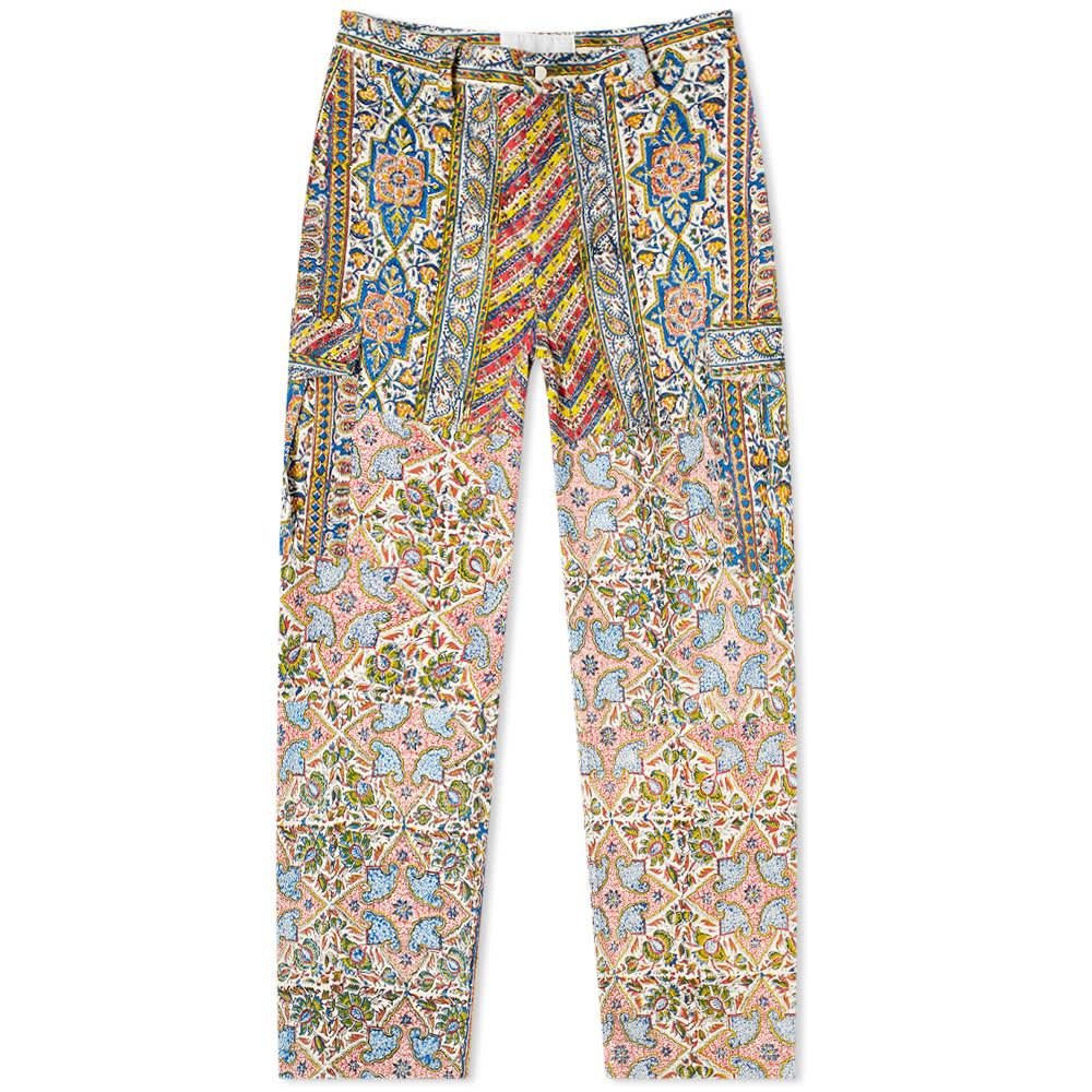 Paria Farzaneh Irainian Print Trouser