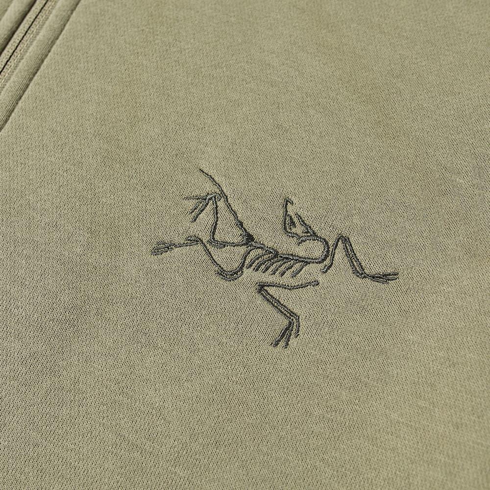 Arc'teryx Bird Emblem Full Zip Hoody - Distortion