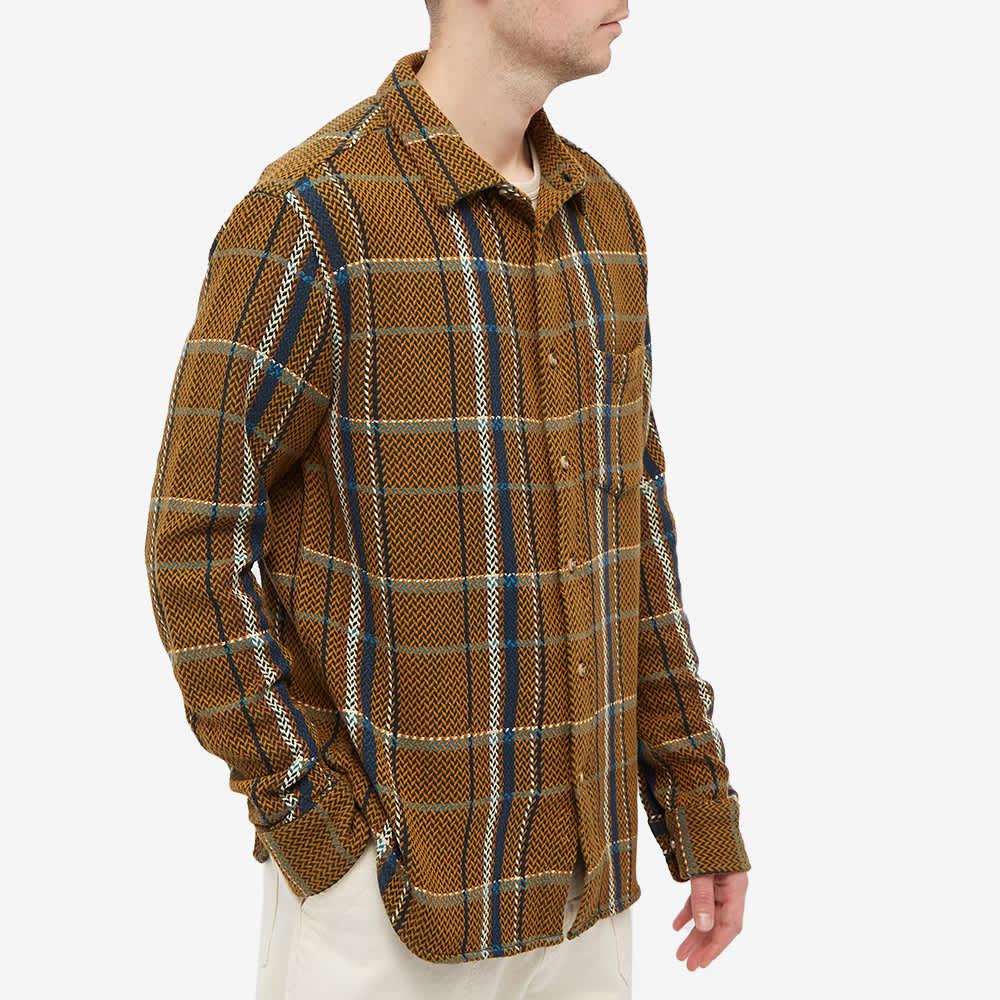 Corridor Acid Plaid Shirt - Brook Trout