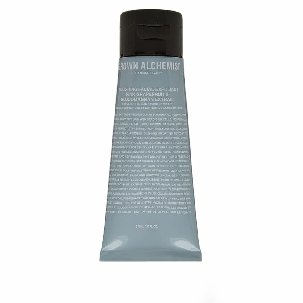 Grown Alchemist Polishing Facial Exfoliant - 75ml