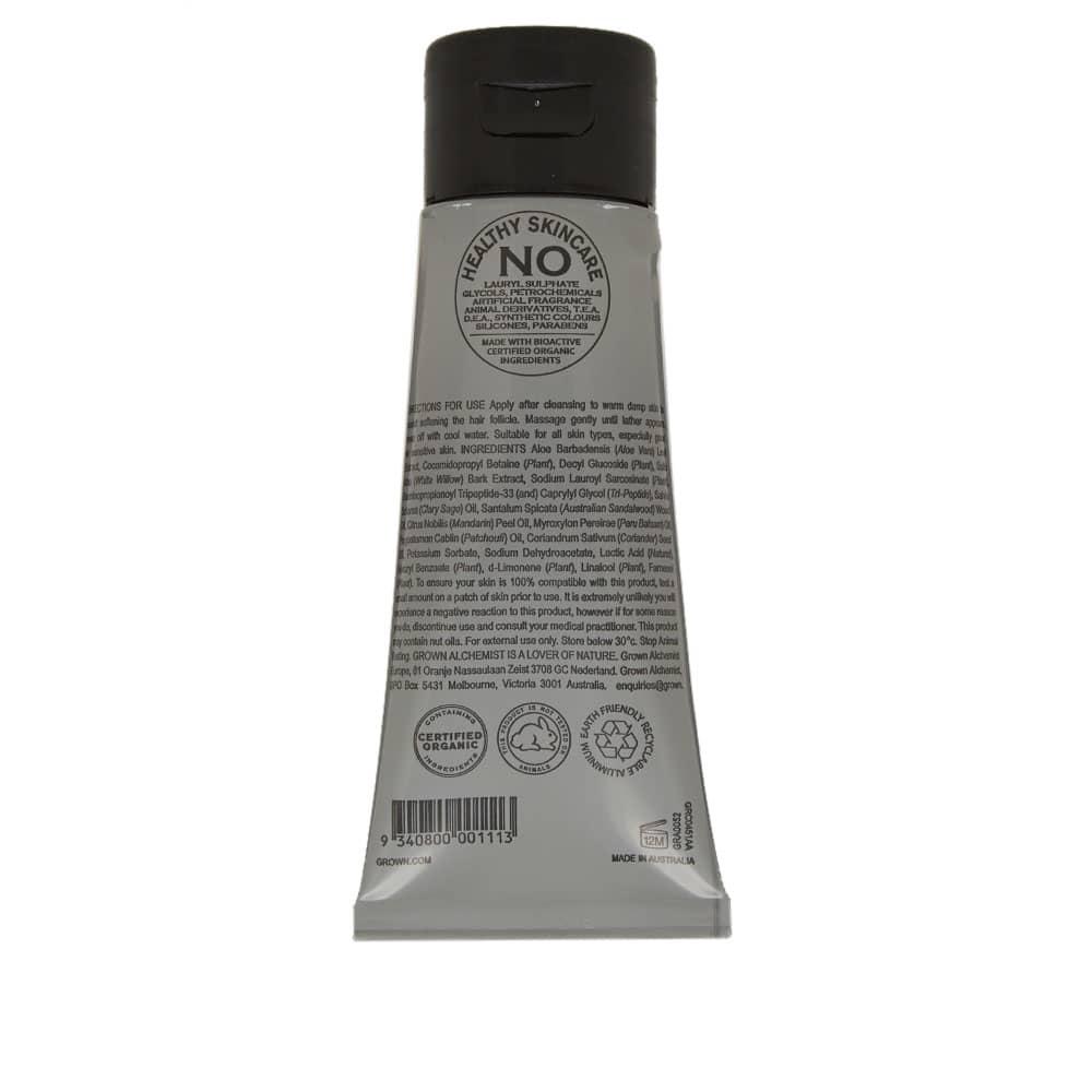 Grown Alchemist Sandalwood & Sage Shaving Gel - 75ml