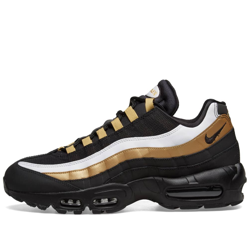 nike air max 95 black gold australia