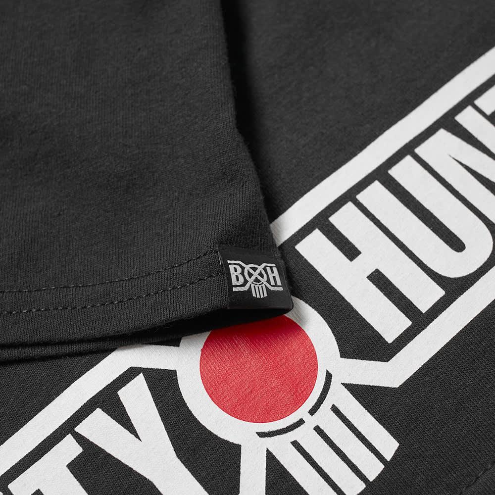 Bounty Hunter Japan Logo Tee - Black