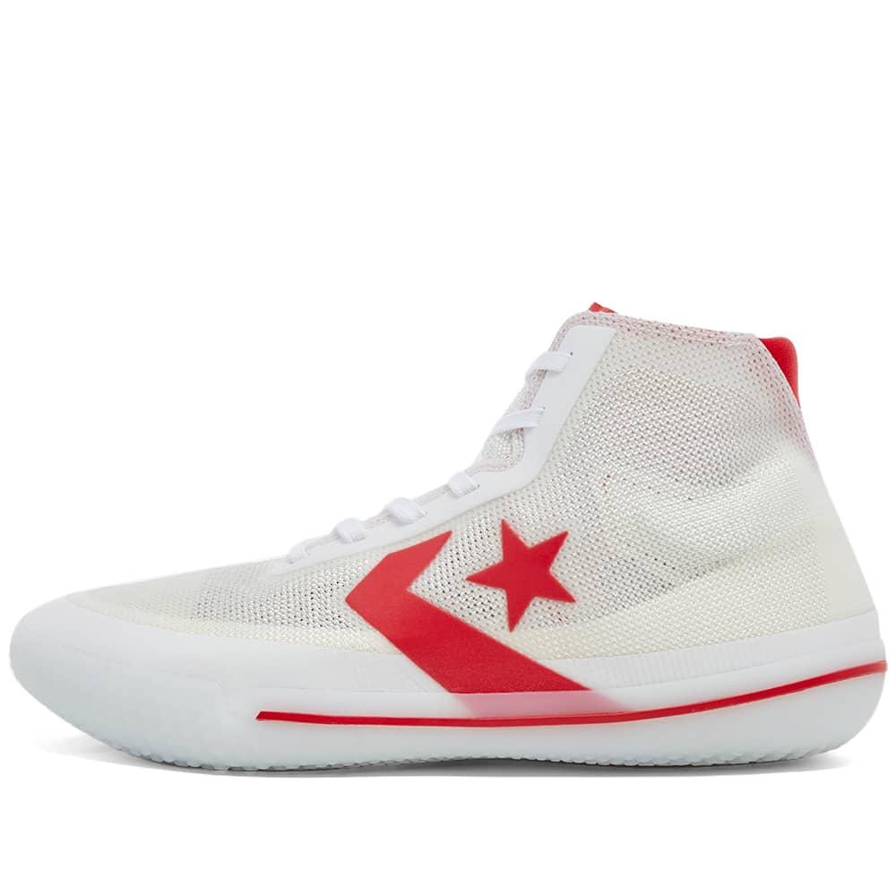 Star Pro BB White \u0026 University Red
