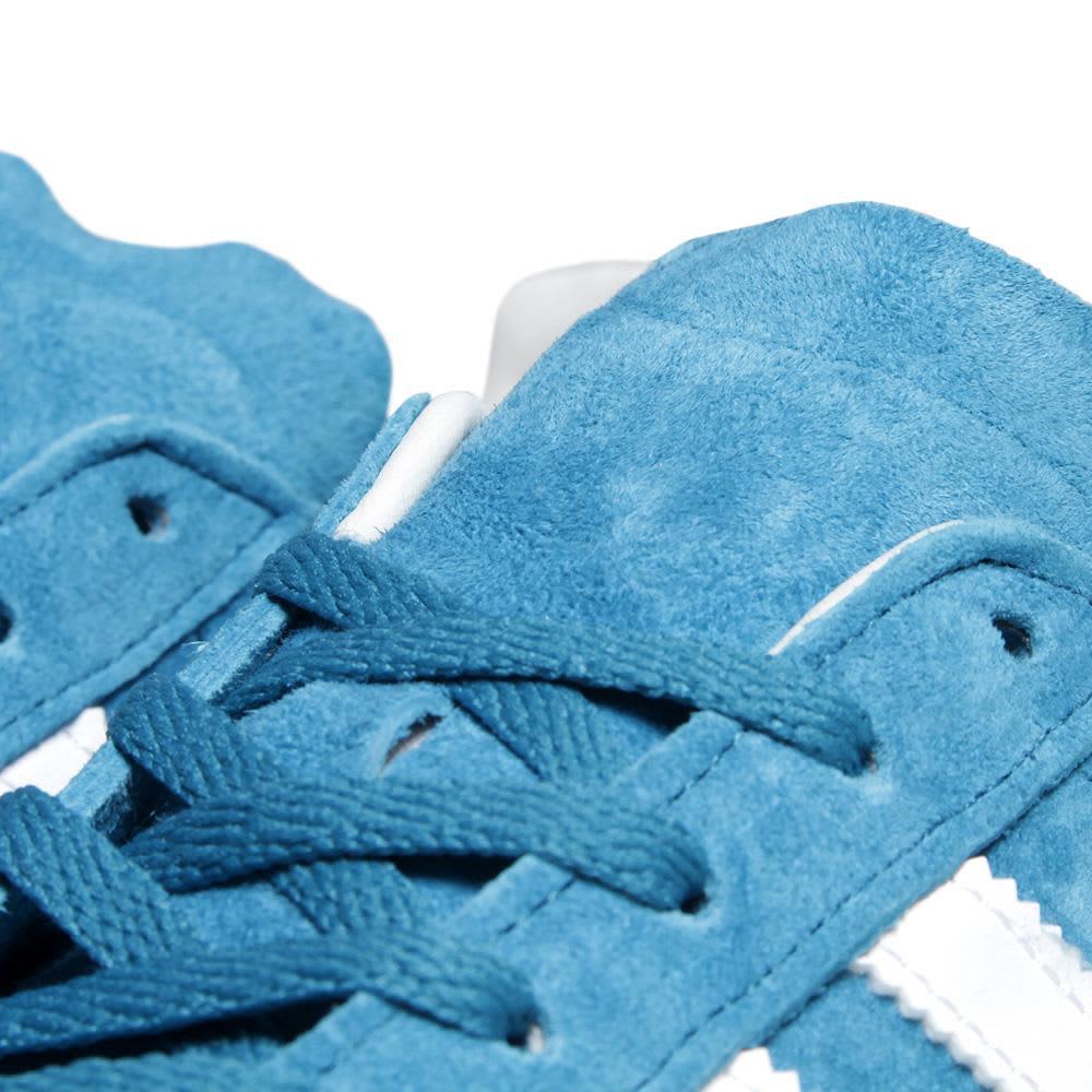Adidas Campus 80s  - Vivid Teal & Running White