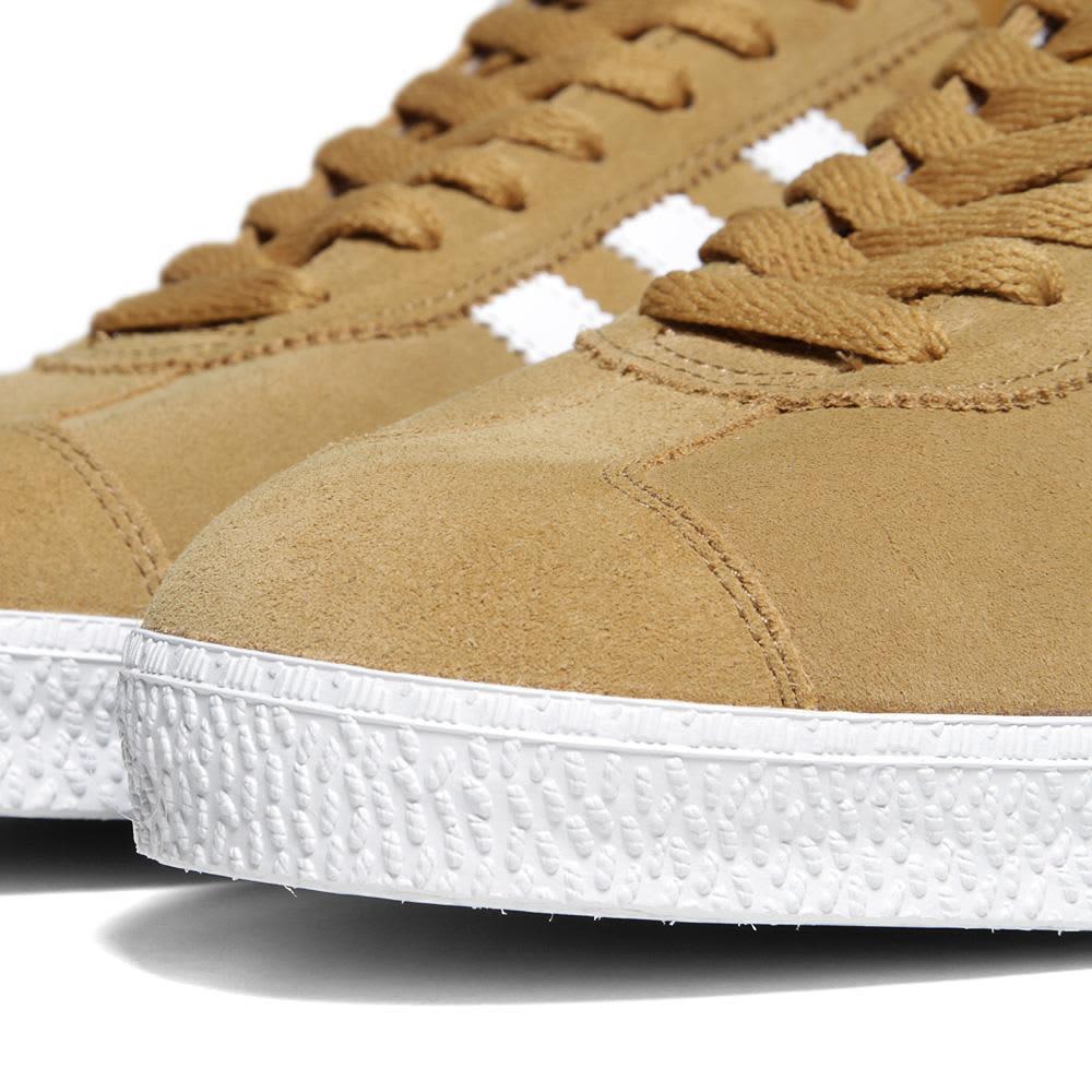 Adidas Gazelle II  - Wheat & Running White