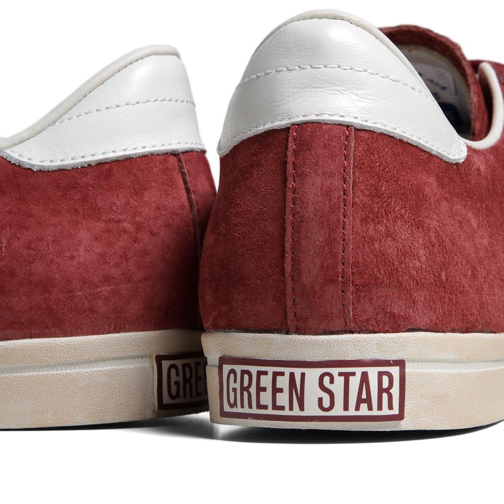Adidas Greenstar - Cardinal & White Vapour