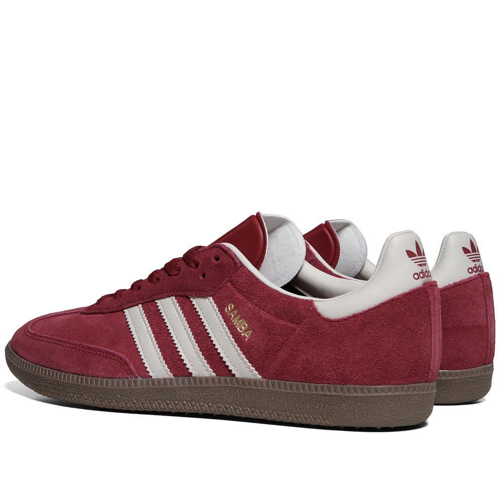 Adidas Samba - Cardinal & Bliss