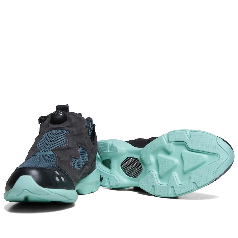 Reebok Pump Fury HLS - Gravel & Luxe Blue