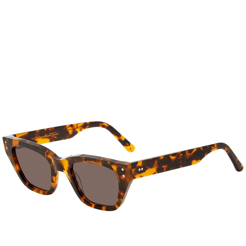 Monokel Memphis Sunglasses - Havana