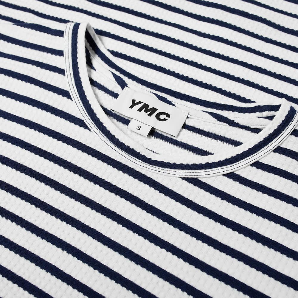 YMC X Sweat - White & Navy