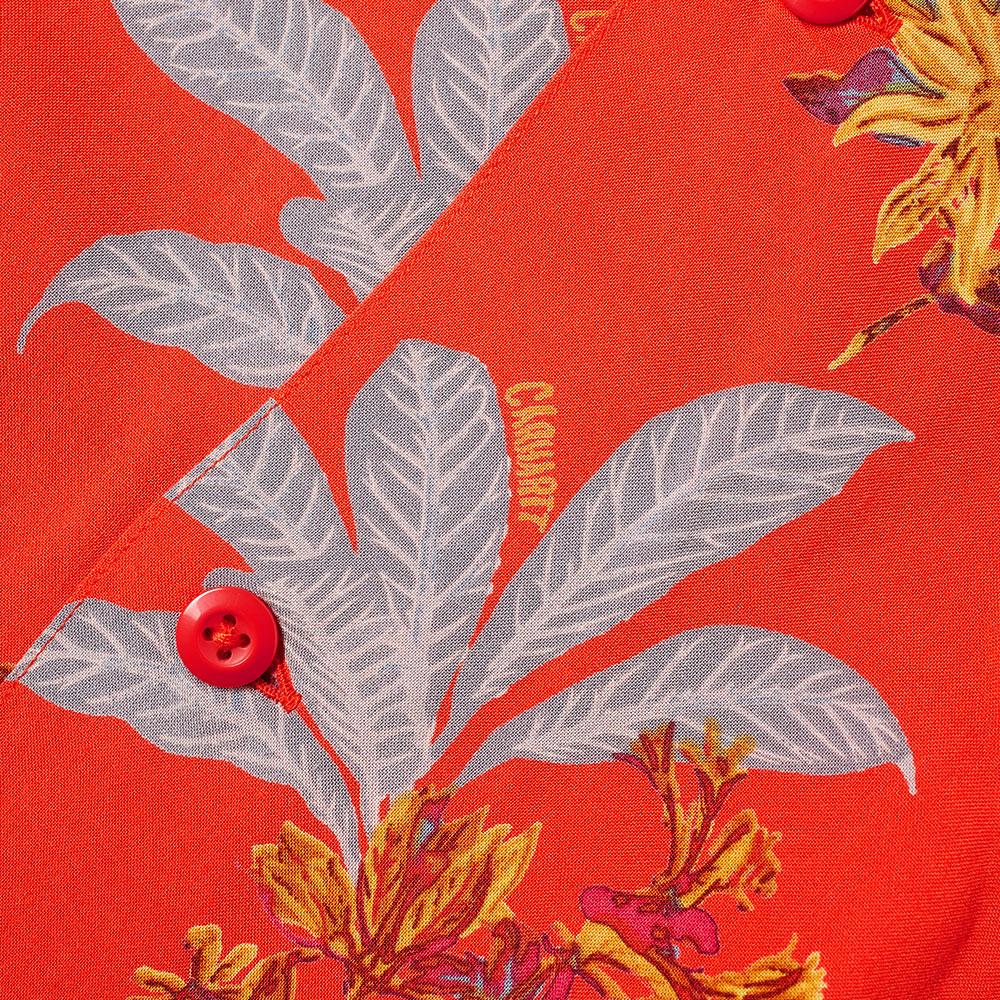 Carhartt Wip Hawaiian Floral Vacation Shirt Hawaiian Floral Print
