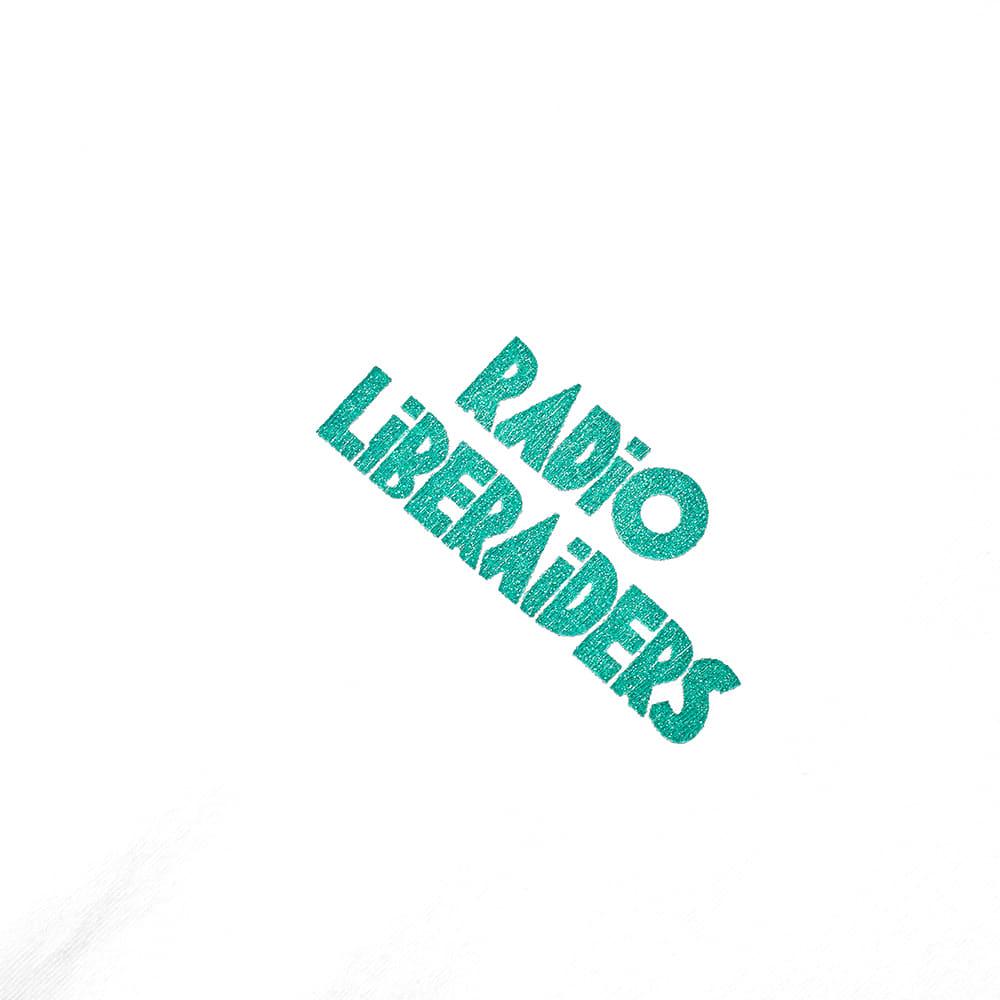 Liberaiders Radio Liberaiders Tee - White