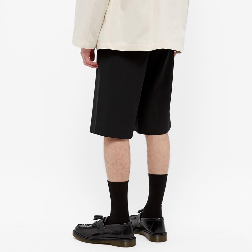 Comme des Garcons Homme Plus Long Shorts - Black