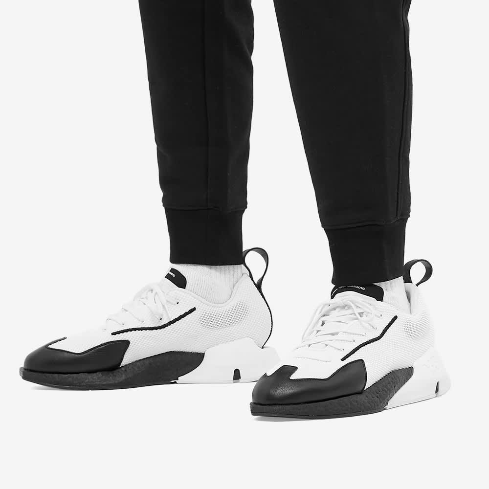 Y-3 Orisan - Core White & Black