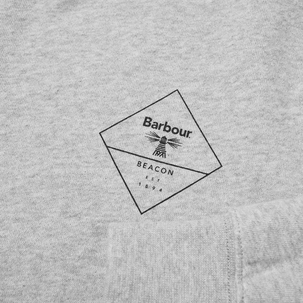 Barbour Beacon Netherley Hoody - Grey Marl