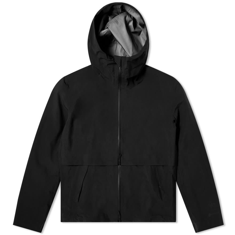 Y-3 Cover Gore-Tex Jacket - Black