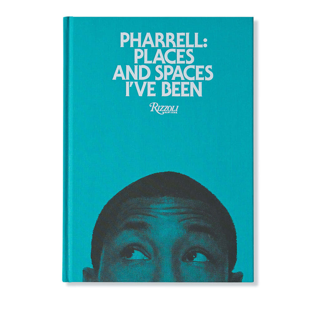 Pharrell: Places & Spaces I've Been - Green Cover - Pharrell Williams