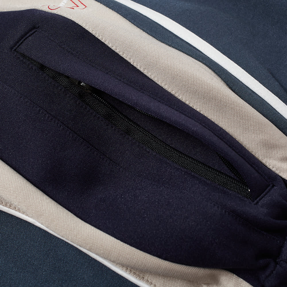 Martine Rose Twix Track Pant - Dark Grey & Black