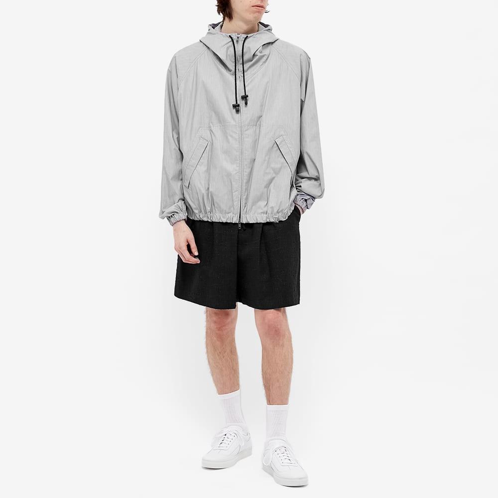 4SDesigns Raglan Parka - Cordlane Stripe Cotton