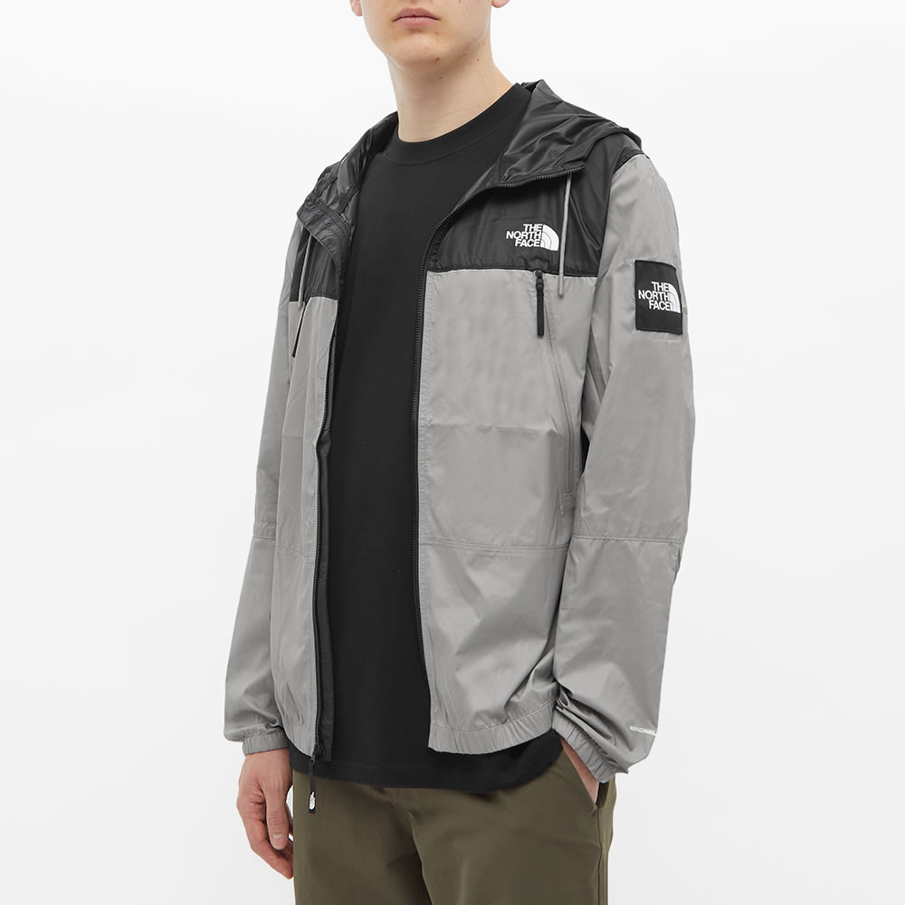 The North Face Black Box 1990 Wind Jacket - Mineral Grey