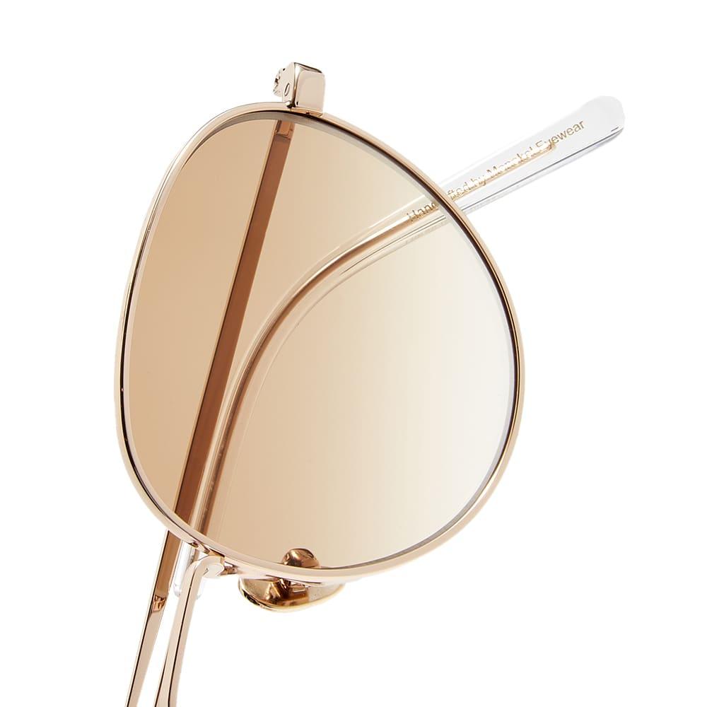 Monokel Rio Sunglasses - Gold