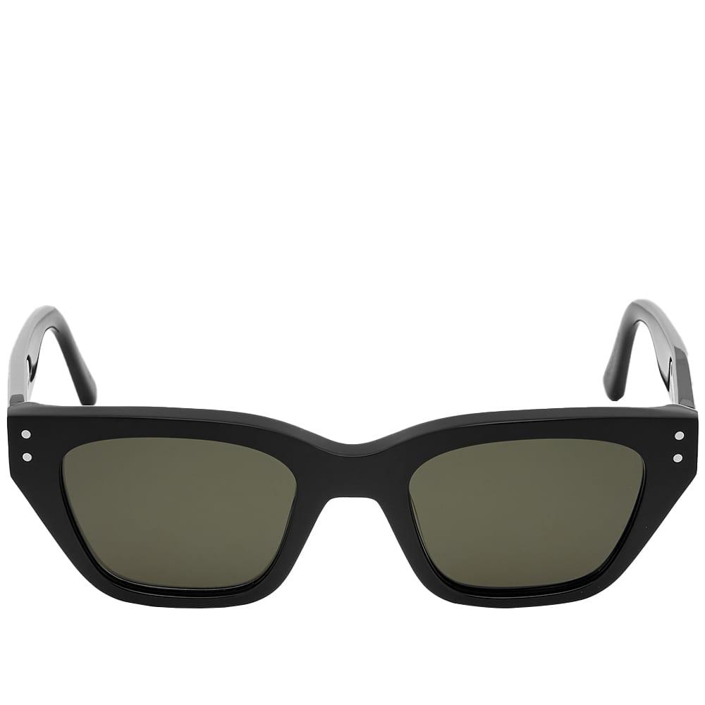 Monokel Memphis Sunglasses - Black