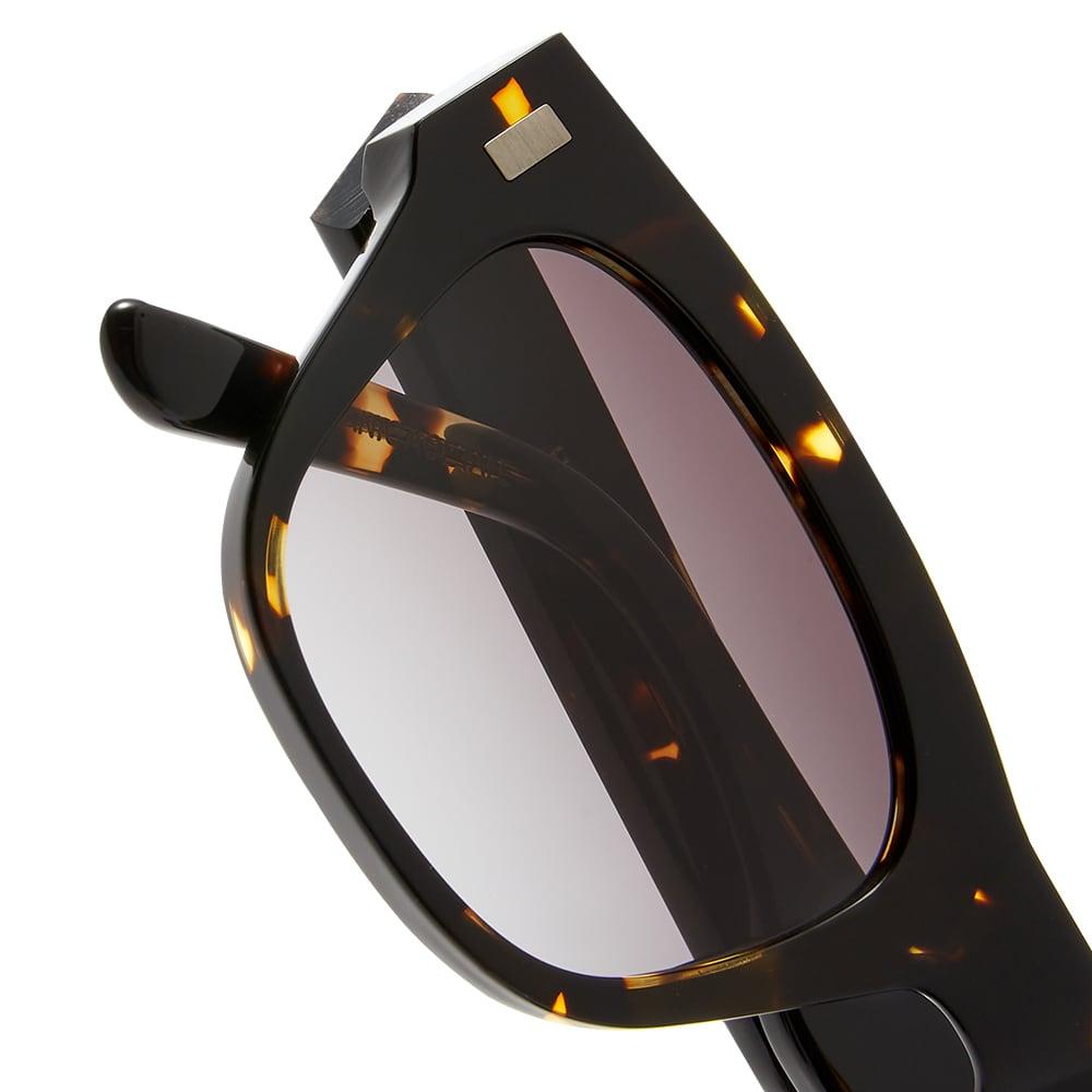 Monokel Aki Sunglasses - Brown Tortoise