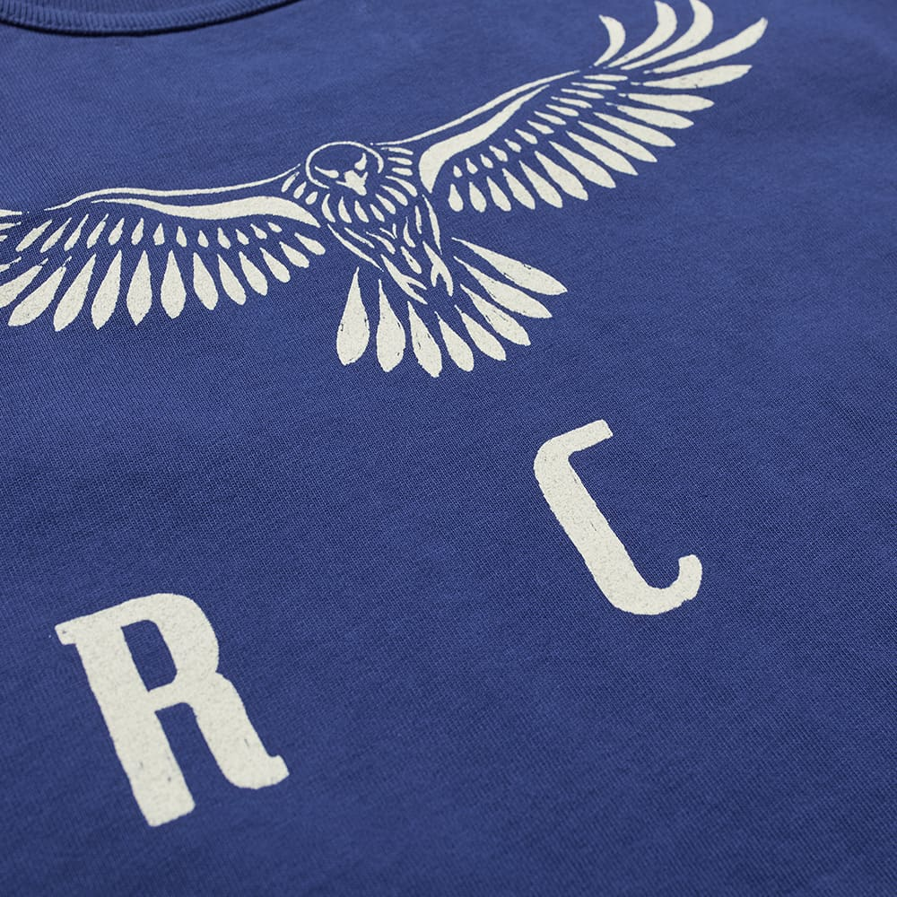 Reese Cooper Eagle Wings Tee - Midnight Blue