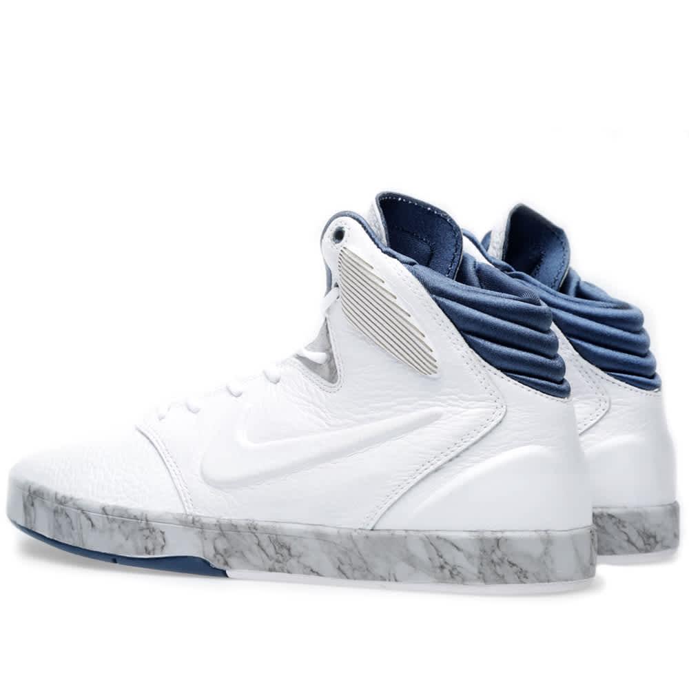 Nike Kobe 9 NSW Lifestyle - White & New Slate