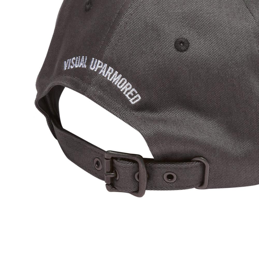 WTAPS 02 Woven Cap - Grey