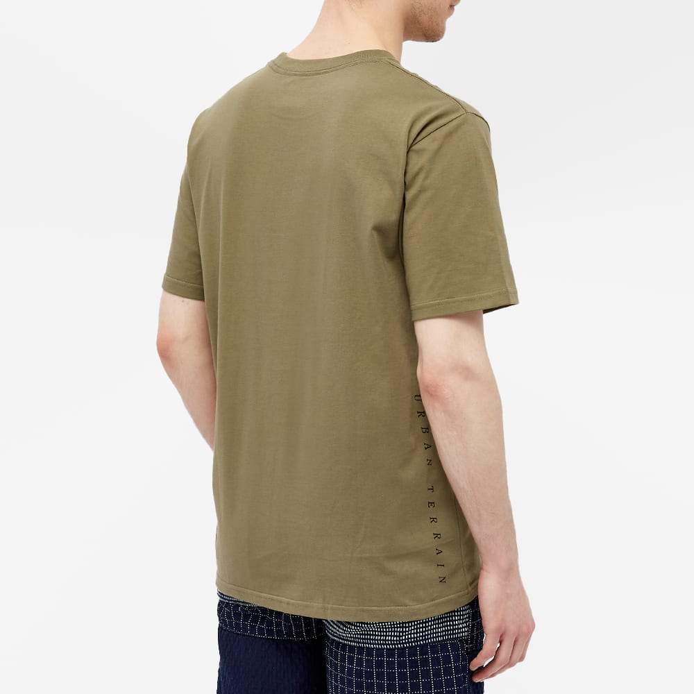 WTAPS System Tee - Olive Drab