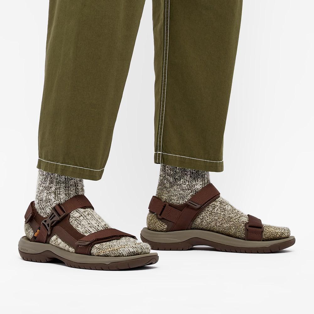 Teva Tanway Sandal - Chocolate Brown