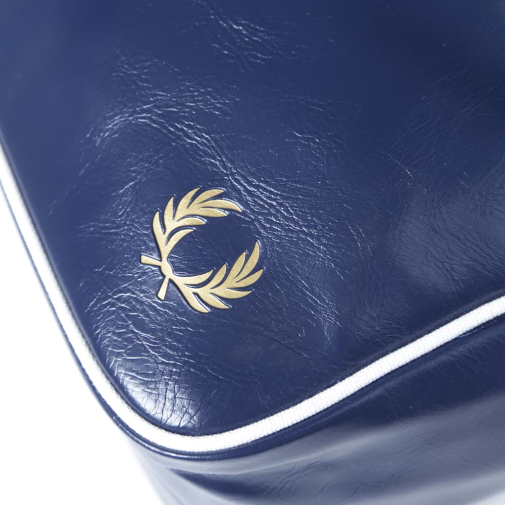 Fred Perry Classic Shoulder Bag - Navy