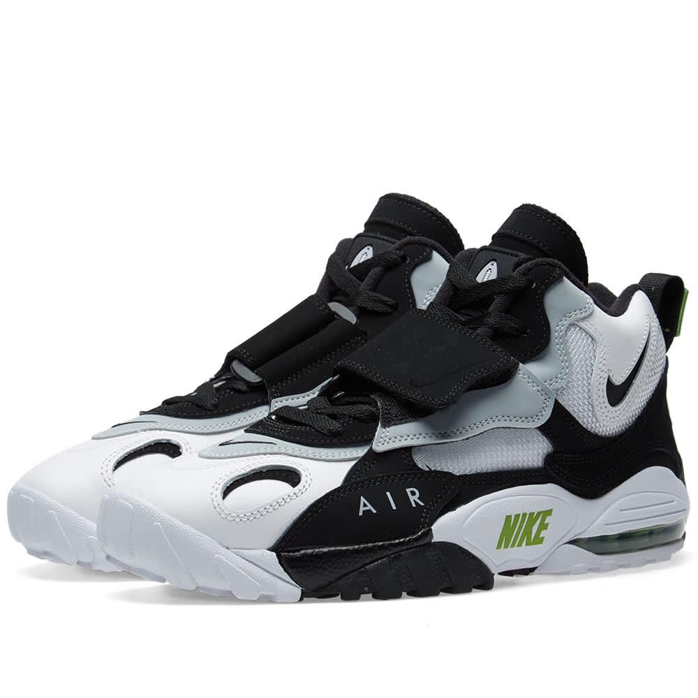 Nike Air Max Speed Turf White, Black