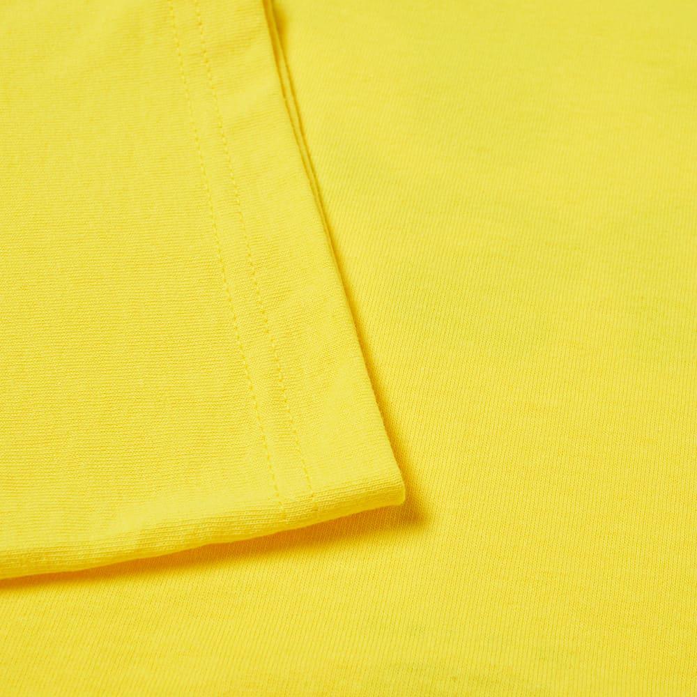 PLEASURES Logic Tee - Yellow