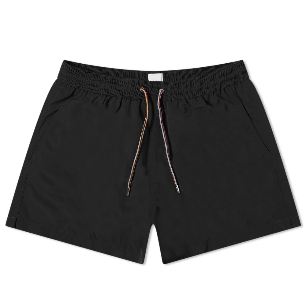 Paul Smith Classic Swim Short - Black