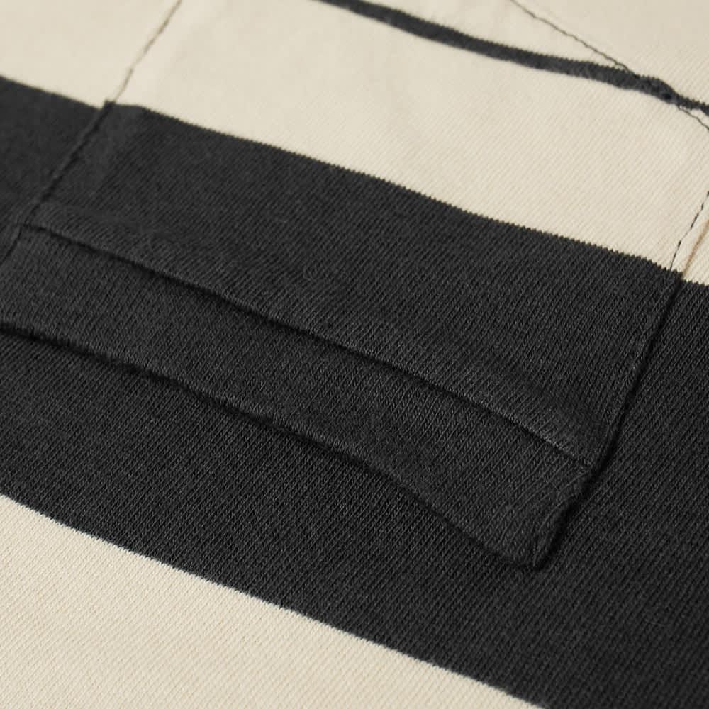 Levi's Vintage Clothing 1940s Striped Vintage Tee - Black & White
