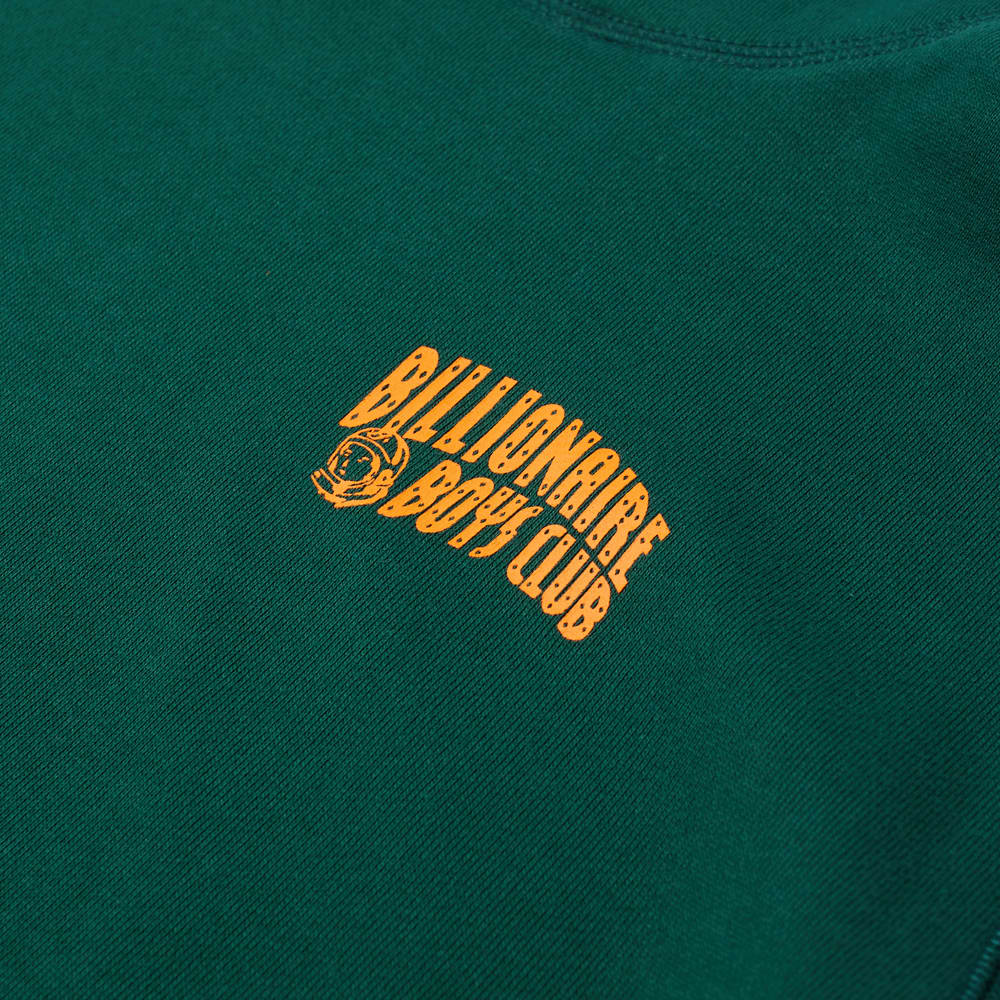 Billionaire Boys Club Small Arch Logo Popover Hoody - Forest Green