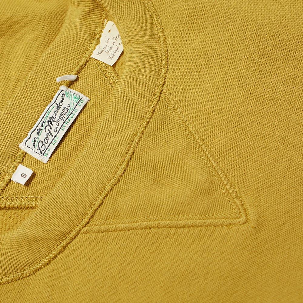 Levi's Vintage Clothing Bay Meadows Crew Sweat - Ecru Olive