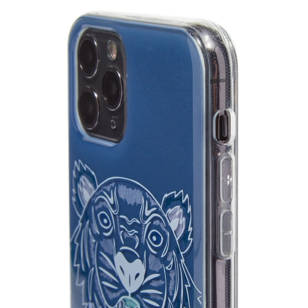 Kenzo Tiger Logo iPhone 11 Pro Case - Sapphire