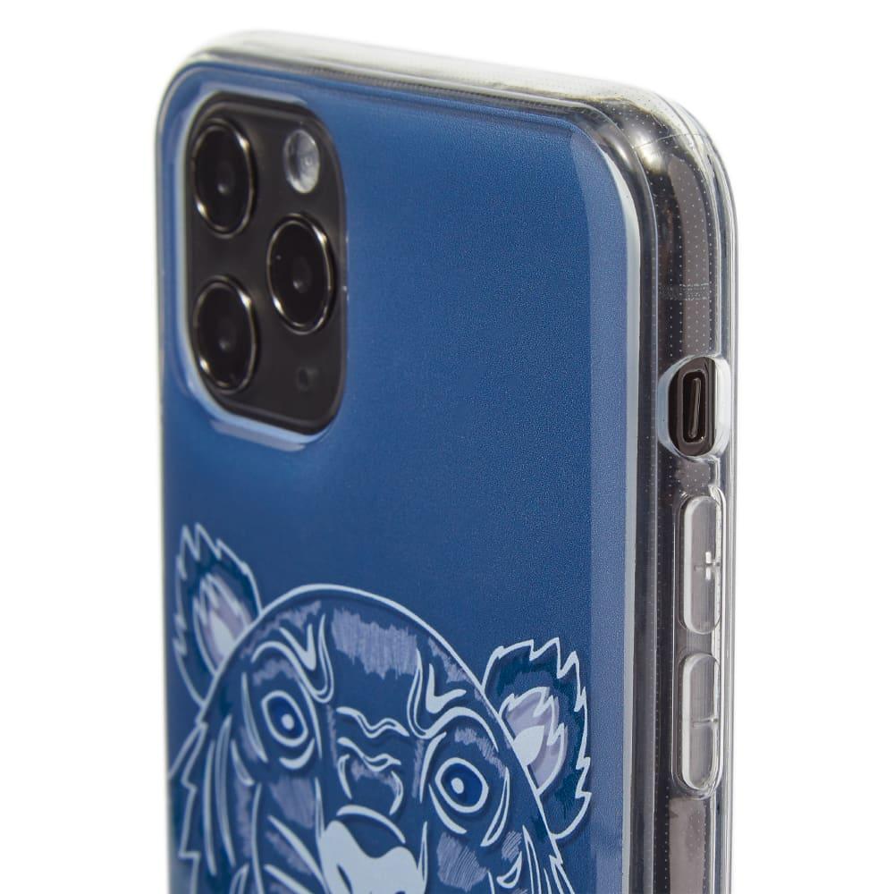 Kenzo Tiger Logo iPhone 11 Pro Max Case - Sapphire