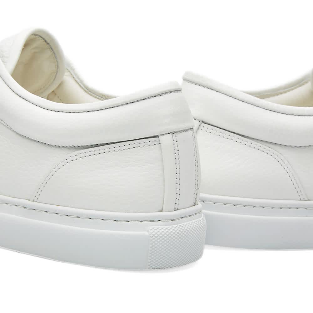 ETQ. Low Top 1 Sneaker - White Nappa