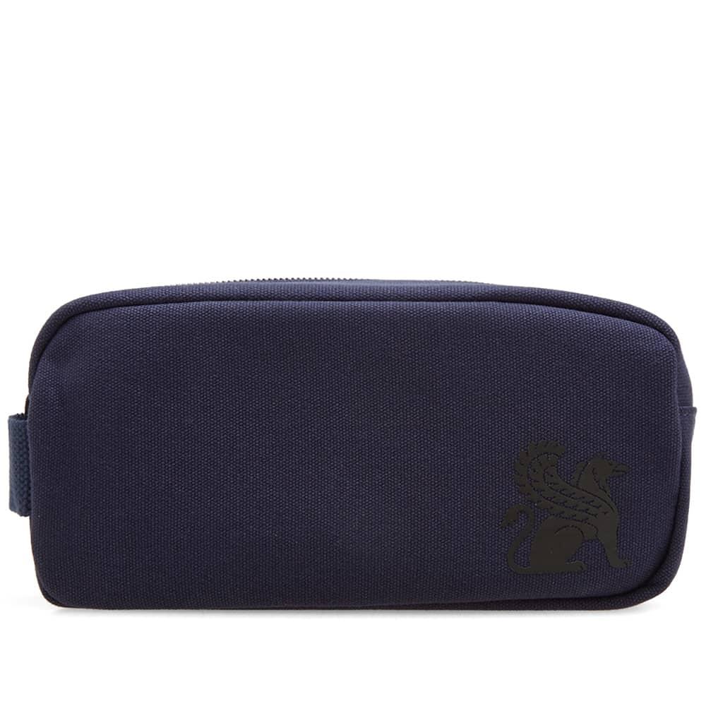 Baxter of California Travel Kit & DOPP Bag Boxed Set - Blue