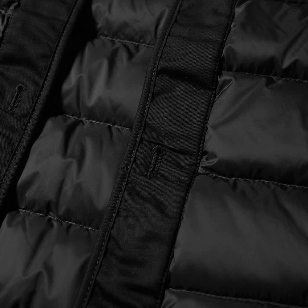 Ten C Down Liner - Black