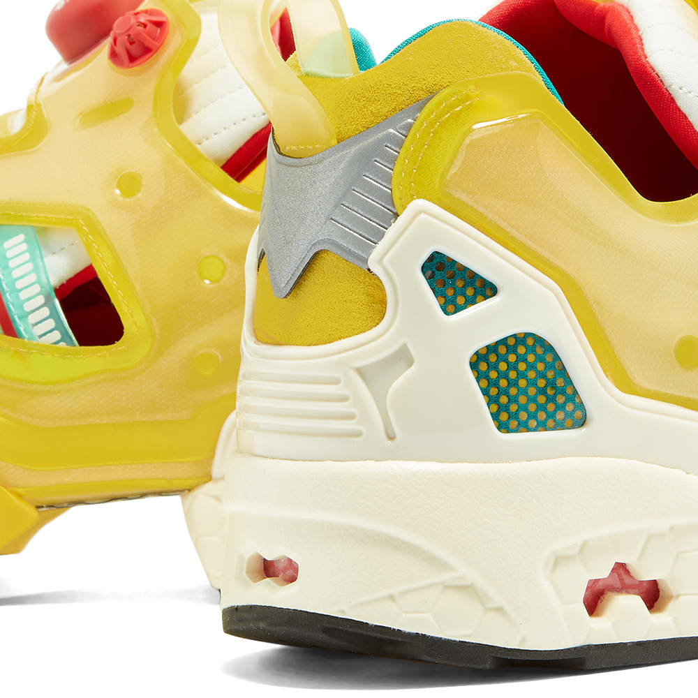 Adidas ZX Fury - Yellow, Green & Cream White