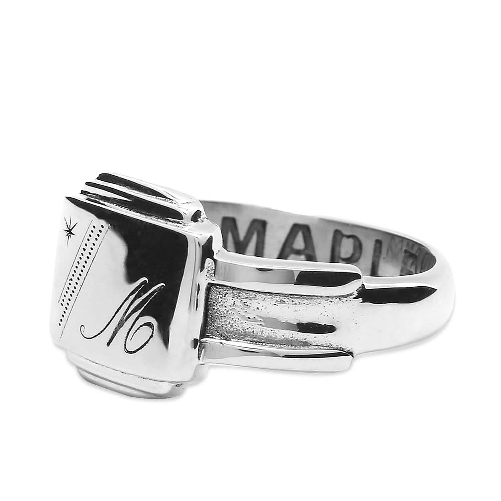 Maple Family Ring - Silver