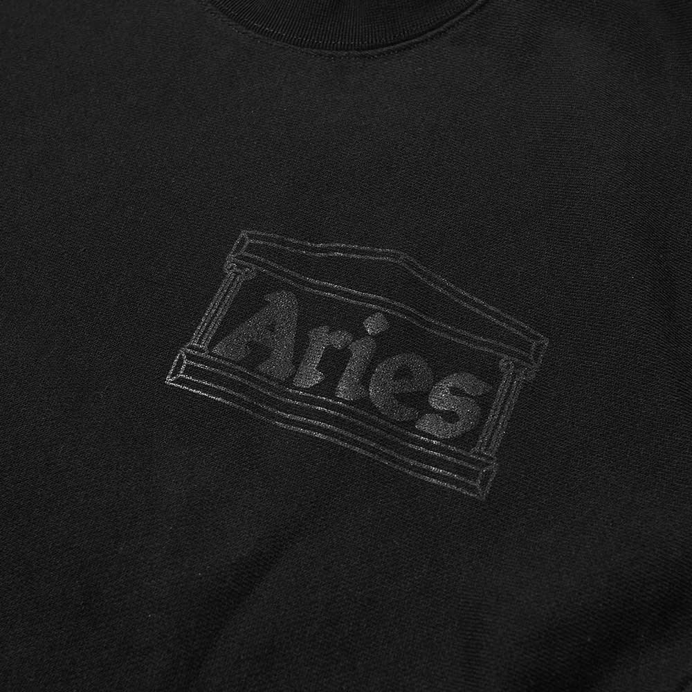 Aries Premium Temple Crew Sweat - Black